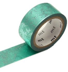 MT  MT washi tape fab Green Dust