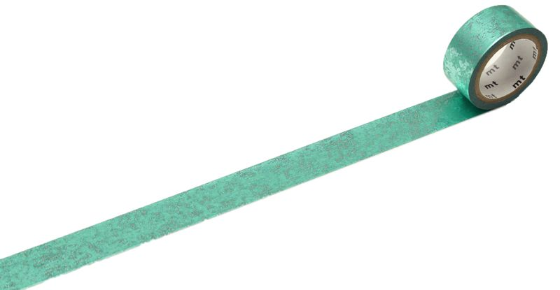 MT masking tape fab Green Dust