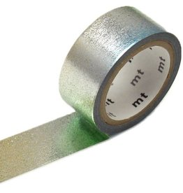 MT  MT washi tape fab Piece Silver