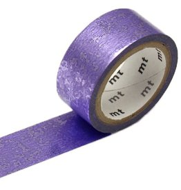 MT  MT washi tape fab Purple Dust
