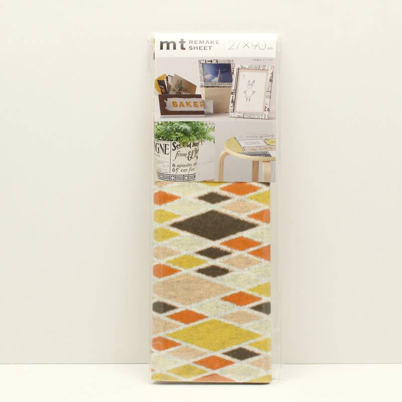 MT casa washi remake sheet Diamond pattern