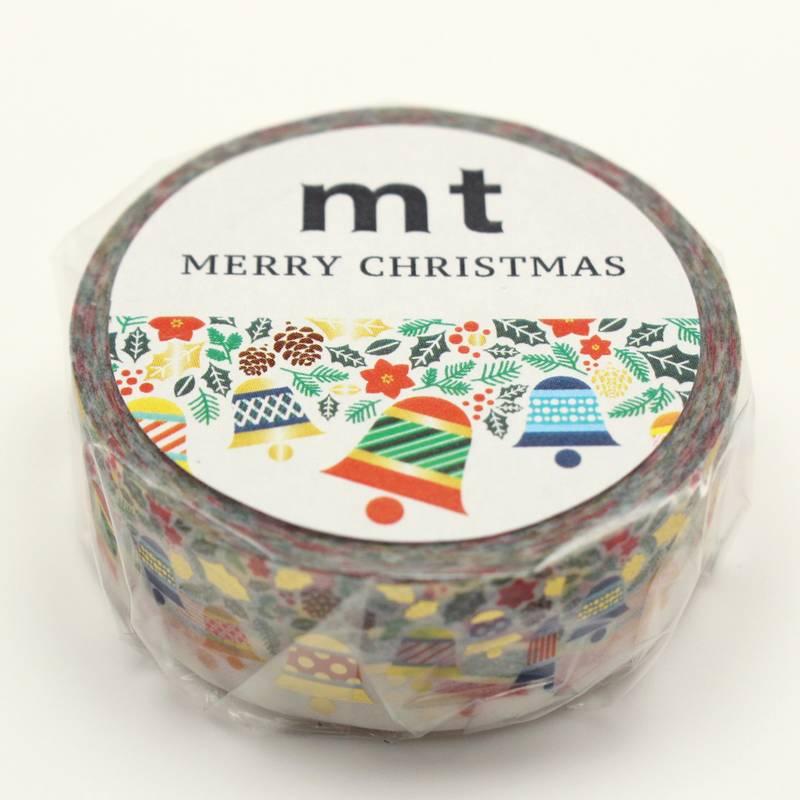 MT masking tape Kerst Bell