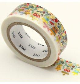 MT  MT masking tape Kerst Bell
