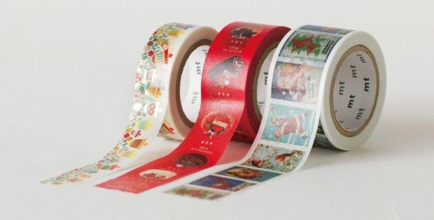 MT masking tape Kerstset 2018
