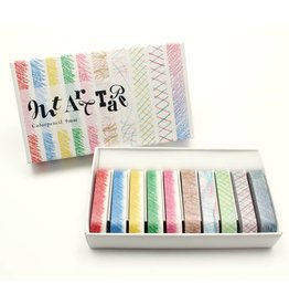 MT  MT washi tape ART kleurpotloden 9 mm