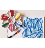 MT masking tape ART kleurkrijt 9 mm