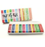 MT washi tape ART kleurkrijt 15 mm