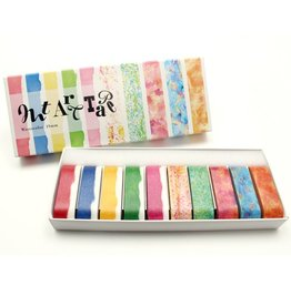 MT  MT washi tape ART waterverf 15 mm