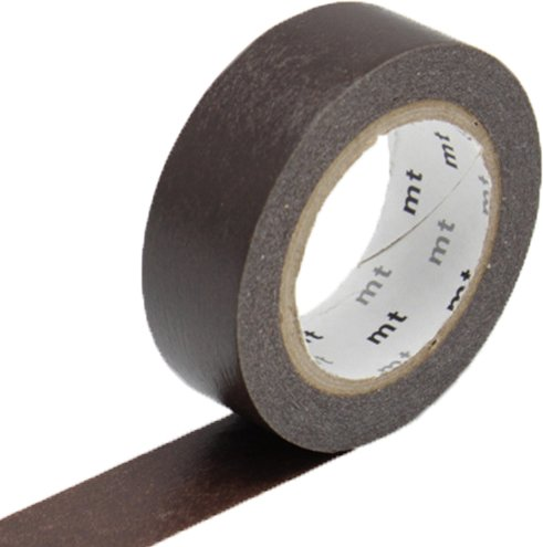 MT washi tape cocoa