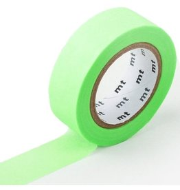 MT  MT washi tape shocking green