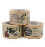 MT masking tape ex  encyclopedia solar system