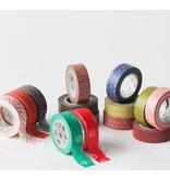 MT masking tape dot stripe pink
