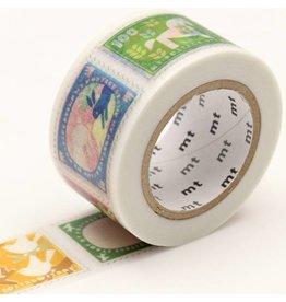 MT  MT washi tape ex postage stamp