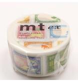 MT masking tape ex postage stamp