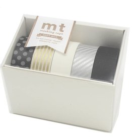 MT  MT washi tape giftbox Monotone