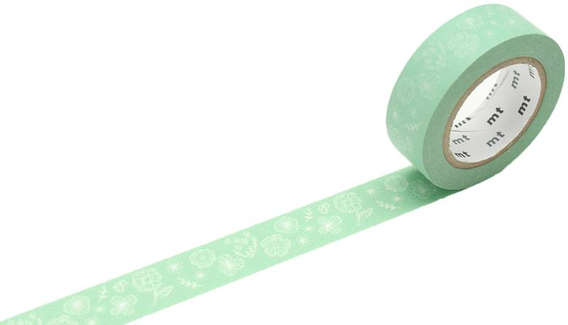 MT masking tape ex wild flower