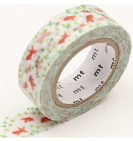 MT  MT washi tape ex Goldfish
