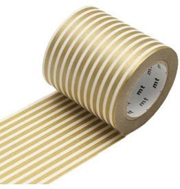 MT  MT washi tape casa border gold 50 mm