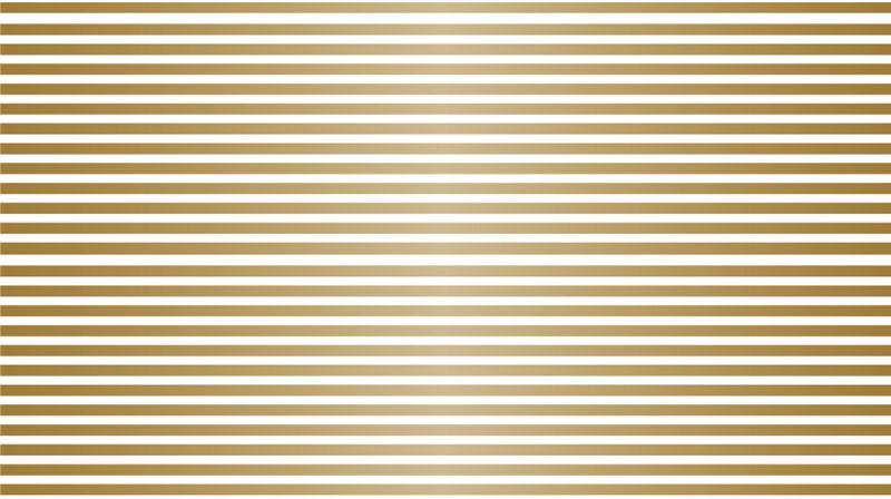 MT washi tape casa border gold 100 mm
