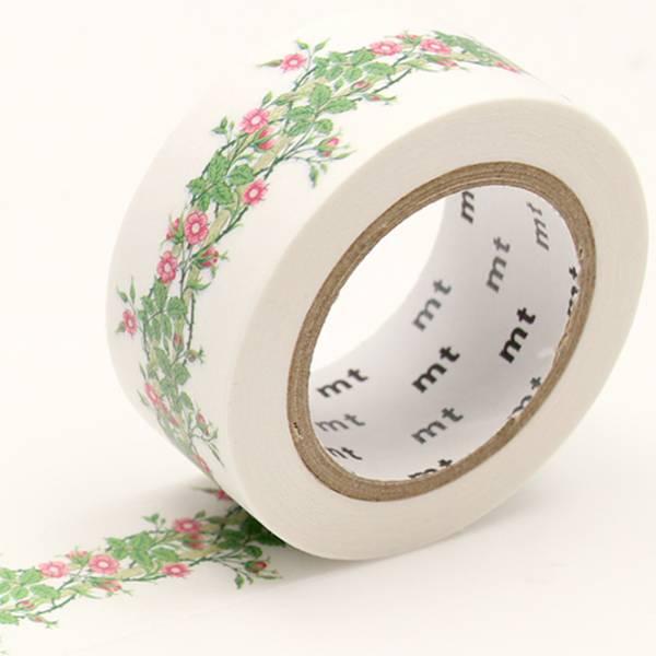 MT washi tape William Morris Rambler