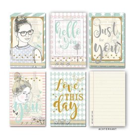 Valentijn stationery set