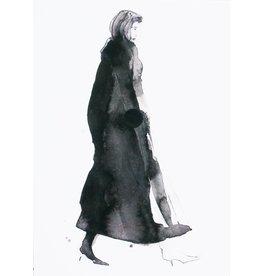 Tessa M. de Graaf Kaart Black Coat