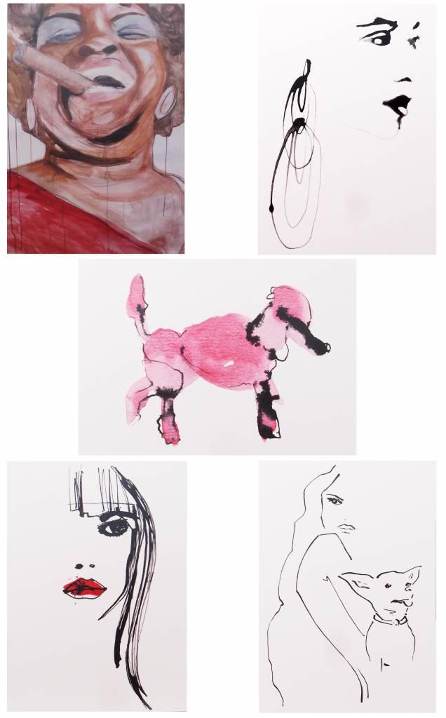 Kunstkaart Aries
