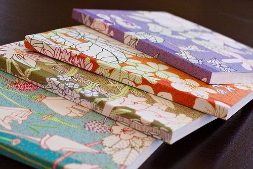 Set notebooks Jill Bliss