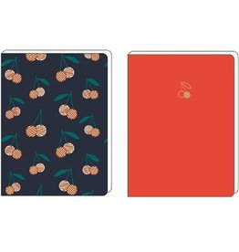 Mr. & Mrs. Clynck Set notebooks cerises