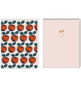 Mr. & Mrs. Clynck Set notebooks apples