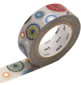 MT  MT washi tape ex Passementarie button