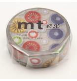 MT masking tape ex Passementarie button