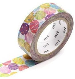 MT  MT washi tape ex YoYo Balloon