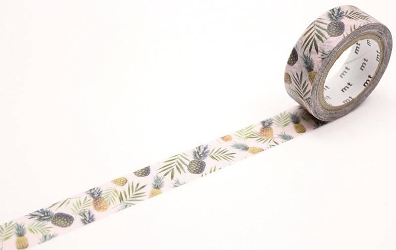 MT washi tape ex Pineapple