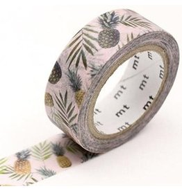 MT  MT washi tape ex Pineapple