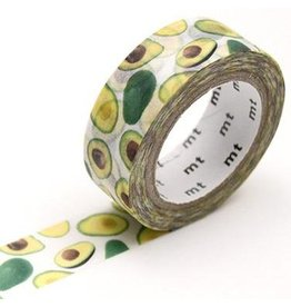 MT  MT washi tape ex Avocado