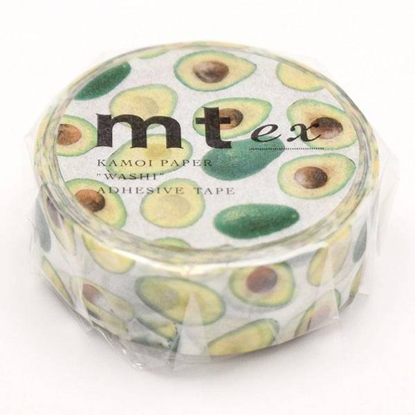 MT masking tape ex Avocado