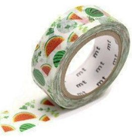 MT  MT washi tape ex Watermelon