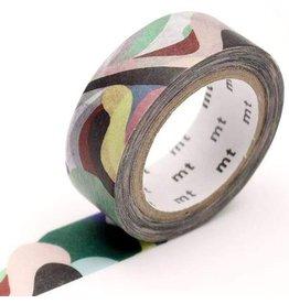 MT  MT masking tape Papier tigre l'Aquarius