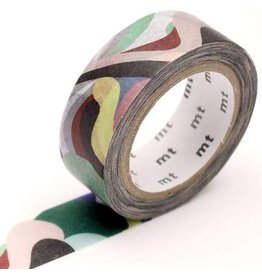 MT  MT washi tape Papier tigre l'Aquarius