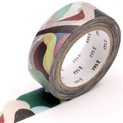 MT washi tape Papier tigre l'Aquarius