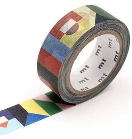 MT  MT washi tape Papier tigre le Memory