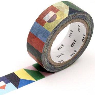 MT masking tape Papier tigre le Memory