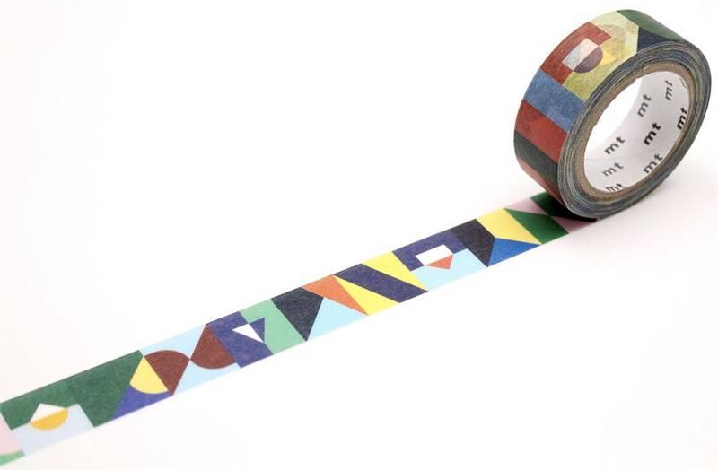 MT washi tape Papier tigre le Memory