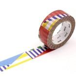 MT washi tape Papier tigre le Nautique