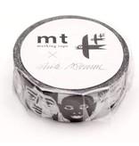 MT masking tape ex  Erik Bruun Face