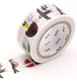 MT  MT masking tape ex  Erik Bruun Bird