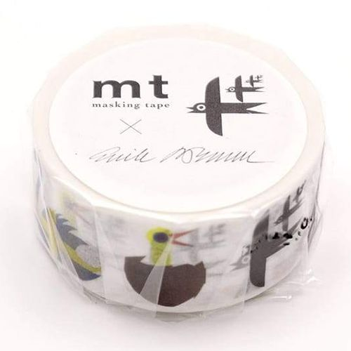 MT masking tape ex  Erik Bruun Bird