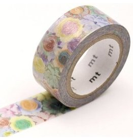 MT  MT masking tape fab pearl Quilling flowers