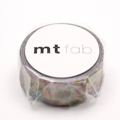 MT masking tape fab pearl Quilling flowers